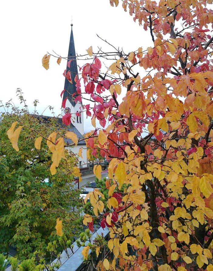 Balderschwang im Herbst
