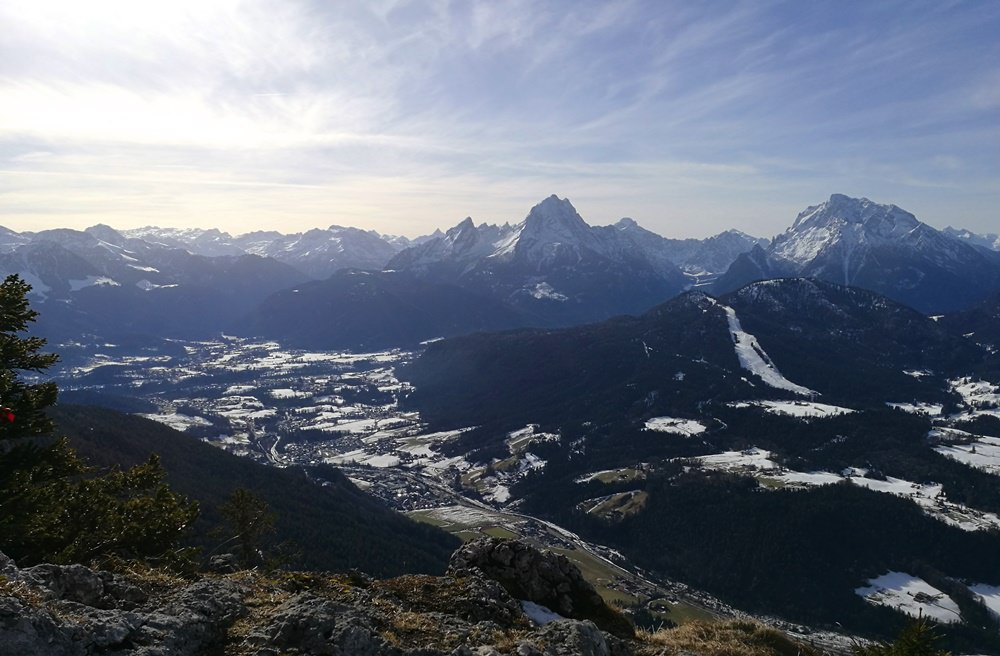Scheibelkopf in Berchtesgaden