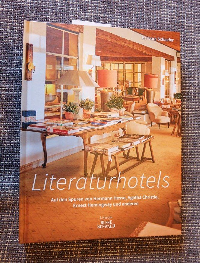 Literaturhotels von Barbara Schaefer