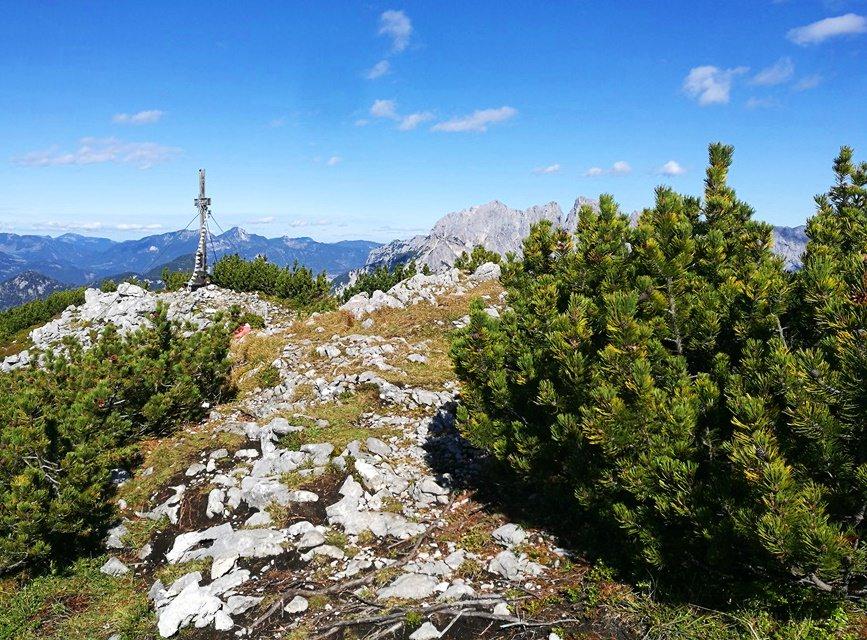 Gipfelplateau Hochkranz