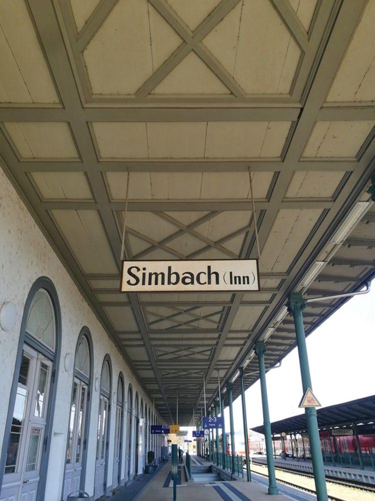 Bahnhof Simbach am Inn
