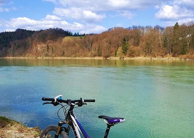 Die bayerischen Etappen auf dem Innradweg – im Frühling mit dem Fahrrad zwischen Kiefersfelden und Passau