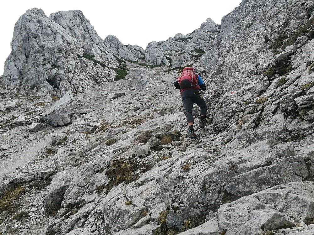 Alpine Verhältnisse im Chiemgau