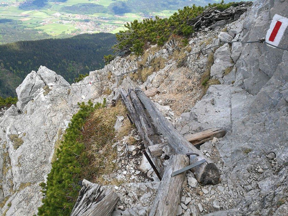 Alpine Chiemgauer Verhältnisse
