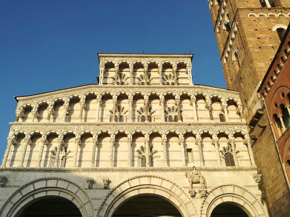Dom in Lucca
