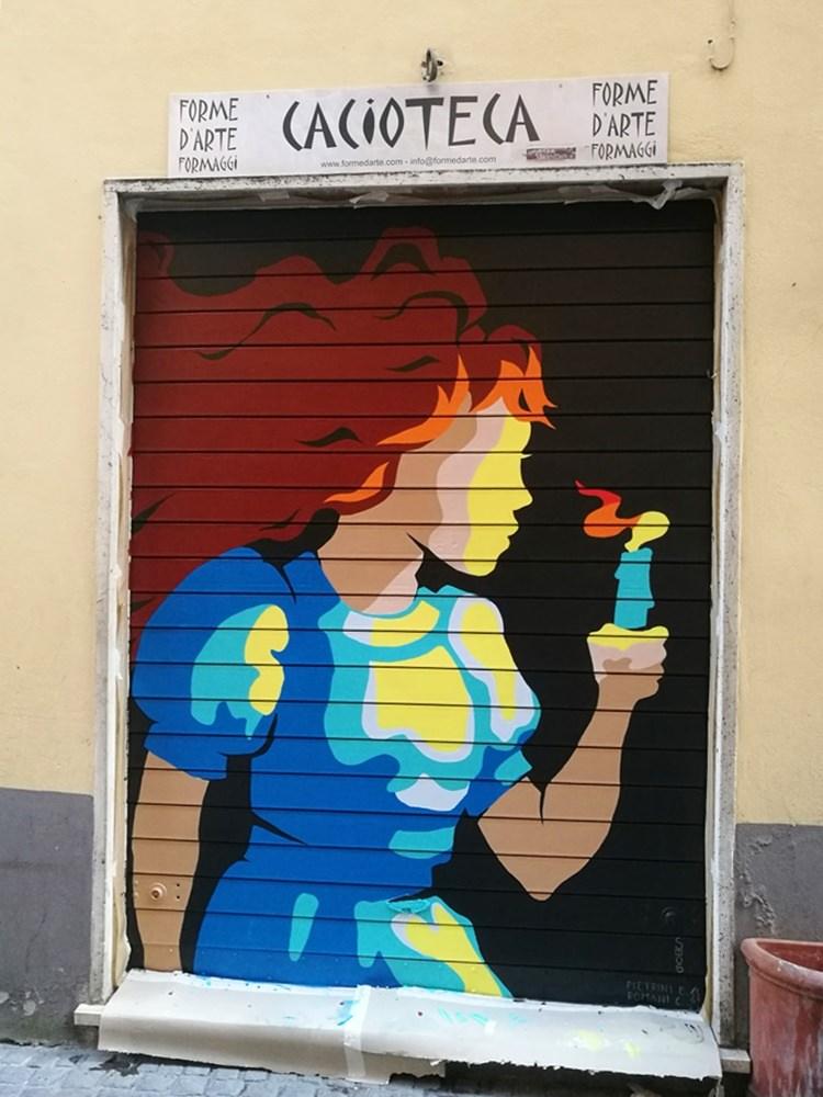 Stadtbummel Lucca