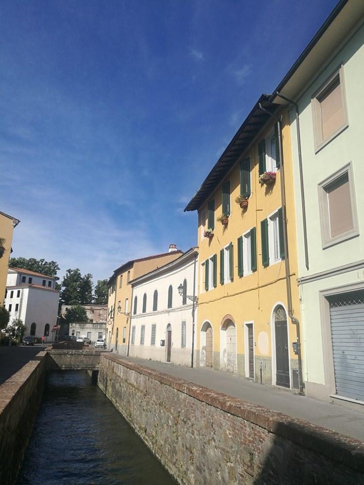 Ein ruhiger Nachmittag in Lucca