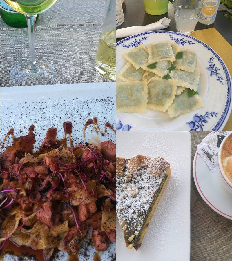 Kulinarische Highlights in Lucca: Pasta und Gemüsekuchen