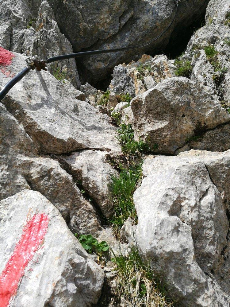 Über Stock und über Steine