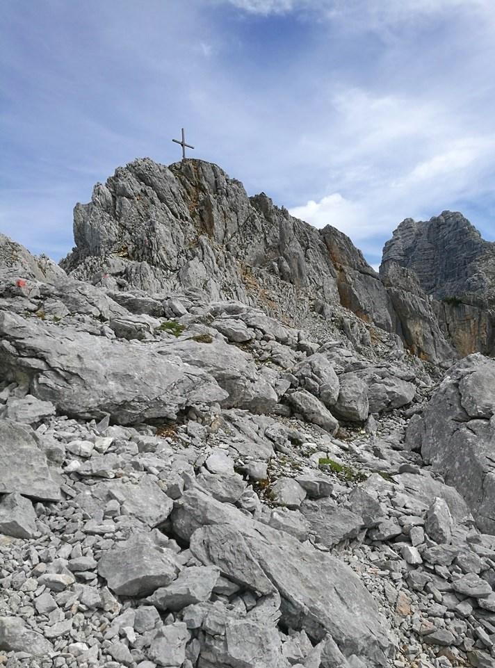 Bergtour zum Ulrichshorn