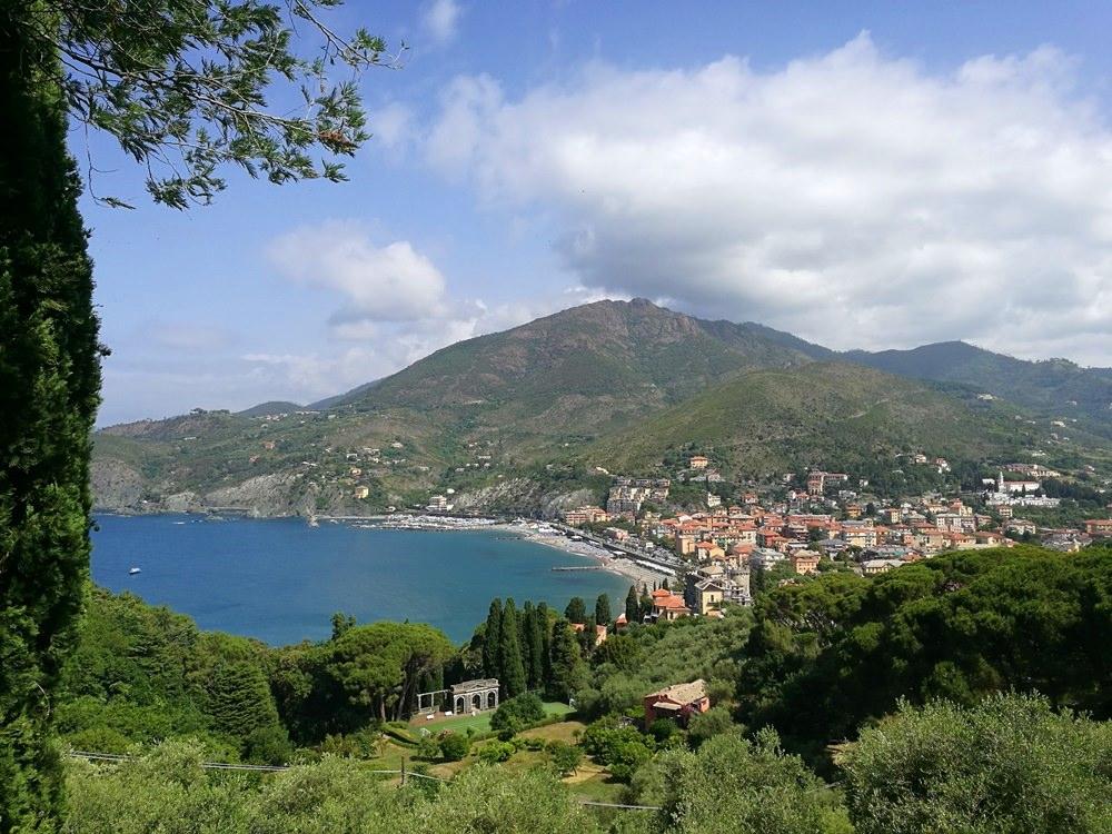 Küstenabschnitt Cinque Terre