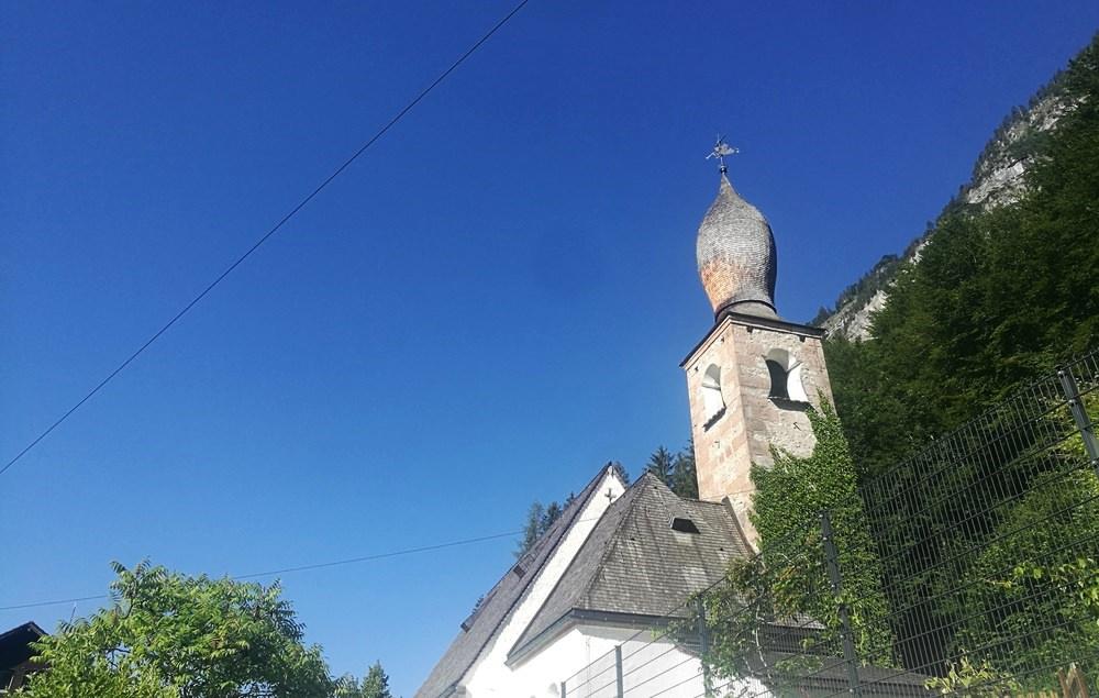 Kirche in Schneizelreuth