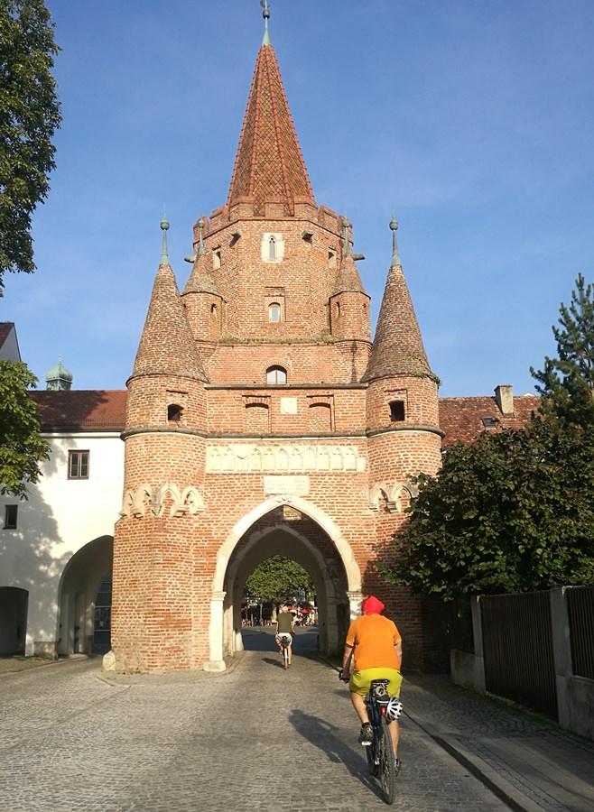 Stadttor in Ingolstadt